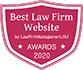 The Best Law Firm Website